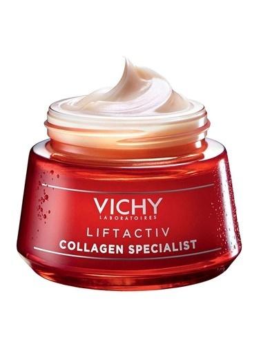 Vichy Liftactiv Collagen Specialist Kolajen Üretimini Destekleyici Bakım Kremi 50 ml Renksiz